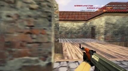 Eswc 2011 online qual.: reflex vs Alternate