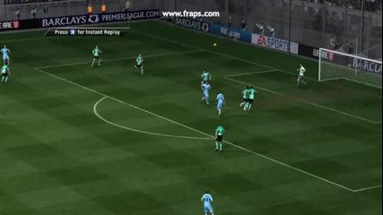 Fifa11 best goals vol.3