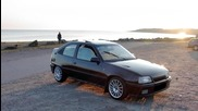Opel Kadett Gsi 16v and Bass