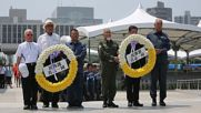 Japan: Wreath-laying ceremony held ahead of Hirsoshima Day
