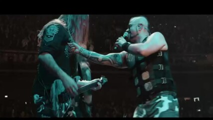 Sabaton - Devil Dogs ( Official Music Video)