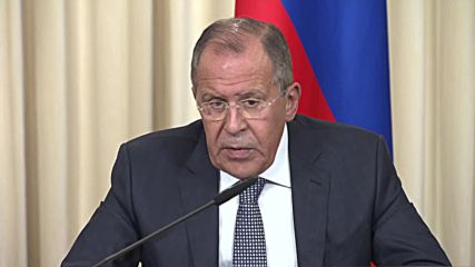 Russia: Syrian deployment of S-400 and S-300 missile systems 'defensive' – Lavrov