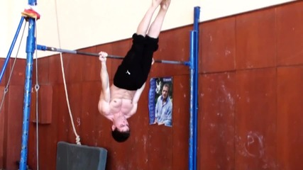Arthlete - The Pull Up Bar Workout Routine