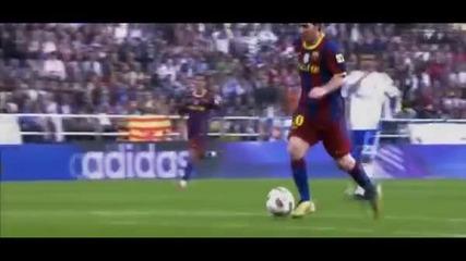 Messi - Skills and Goals 2011