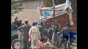 Четирима души загинаха при самоубийствен атентат срещу щабквартирата на НАТО в Кабул