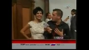 Tanja Savic - Intervju posle festivala - Top Music TV