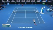 federer best points australian open 2017