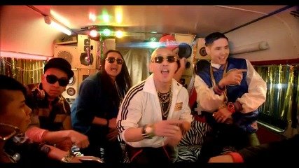 Redfoo, Far east movement, Justin Bieber - Live My Life (party rock remix)