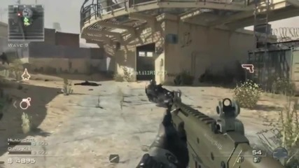 Call of Duty Modern Warfare 3 [ Eminem - Till I Collapse ]