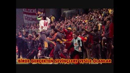 Galatasaray ve gercek sevincler Ultraslan ! !
