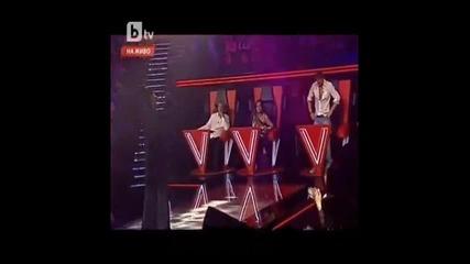 Tsvetana D.-nobody's perfect(live extended version)