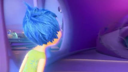 """First Day Plan"" Scene From 'Inside Out'"