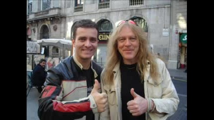 Janick Gers И Аз 29.11.2006 Barcelona