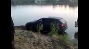 Rusnak si razbi Porsche Cayenne -a