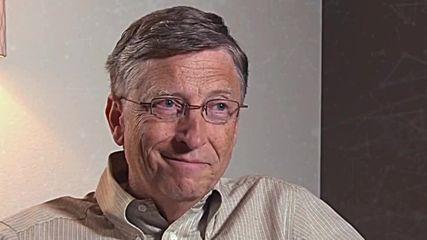 Бил Гейтс - създателят на Майкрософт