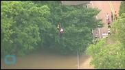 Flash Floods Wash Through Oklahoma, Threaten Texas