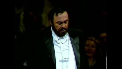 Лучано Павароти - Неговата дарба