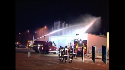 Химически инцидент предизвика евакуация в Северна Германия