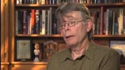 Stephen King 'writing is hypnosis'