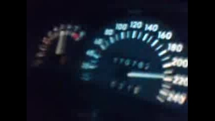 Opel Calibra c20xe 240km