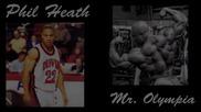Phil Heath - Determination