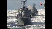 Арктическа групировка на Вмф на Русия усвоява Новосибирските острови