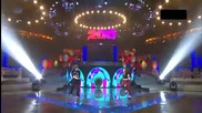 Shinee vs 2pm - - dance battle