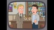 How I Met Your Mother Spoof On Family Guy