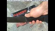 Ножът от Рамбо 4