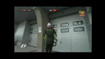 F1 Китай 2011 - квалификация част2