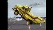 Яко Изрязване На Камиони