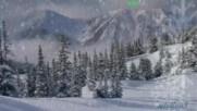 Падащ сняг - релакс