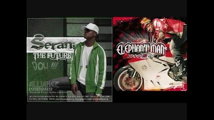 Elephant Man Ft Serani - Hypocrite [lyrics]