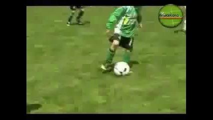 Best football skills ever (най - добрите футболни умения)