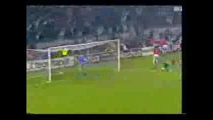 Гол На Ромарио PSV Vs. Стяуа