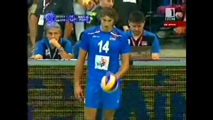 26.07 Сърбия - Бразилия 2:3 Волейбол Световна лига финал