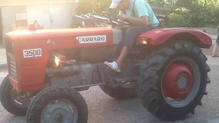 трактор Carraro 35кс.