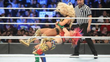 Asuka & Naomi vs. Mandy Rose & Sonya Deville: SmackDown LIVE, Nov. 20, 2018