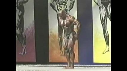 Ronnie Coleman Mr Olympia 1996
