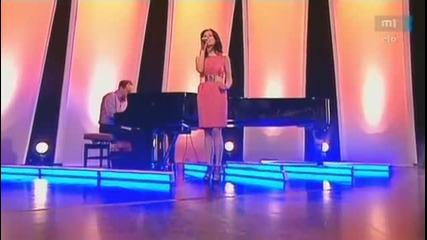 Zseda - La vie en Rose (live, M1 Tv, Hungary, 2011-04-07)