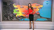 Прогноза за времето (14.05.2016 - сутрешна)