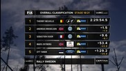 Rally Sweden 2015- Stages 15 - 18