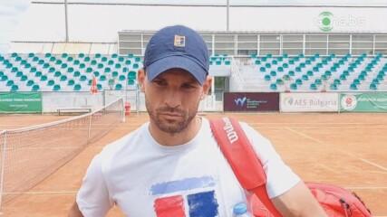 Григор Димитров: Последните 2-3 години за всеки спортист са доста странни