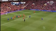 Ливърпул отново гази - Ливърпул - Кардиф Сити 3-1