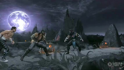 Hd Mortal Kombat Trailer 2010