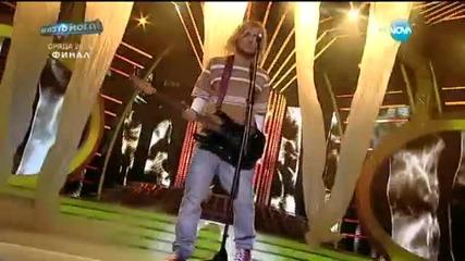 Криско като Kurt Cobain - Като две капки вода (25.05.2015 г.)