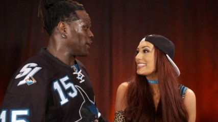 R-Truth & Carmella are feeling fabulous after winning Mixed Match Challenge Season 2: WWE.com Exclusive, Dec. 16, 2018