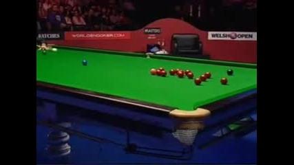 Mark Selby 4 balls plant