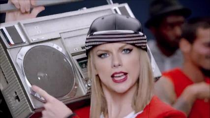 Taylor Swift - Shake It Off ( Официално Видео )