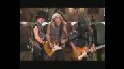Превод! Lynyrd Skynyrd - Simple Man ( На живо - концерт )